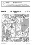 Map Image 037, Crow Wing County 2001 Published by Farm and Home Publishers, LTD